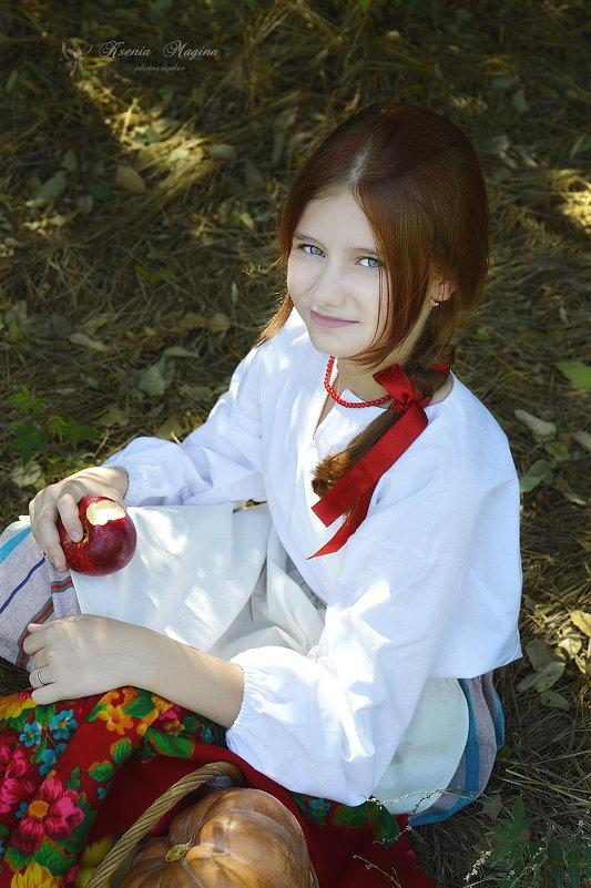 Русская краса - Ксения