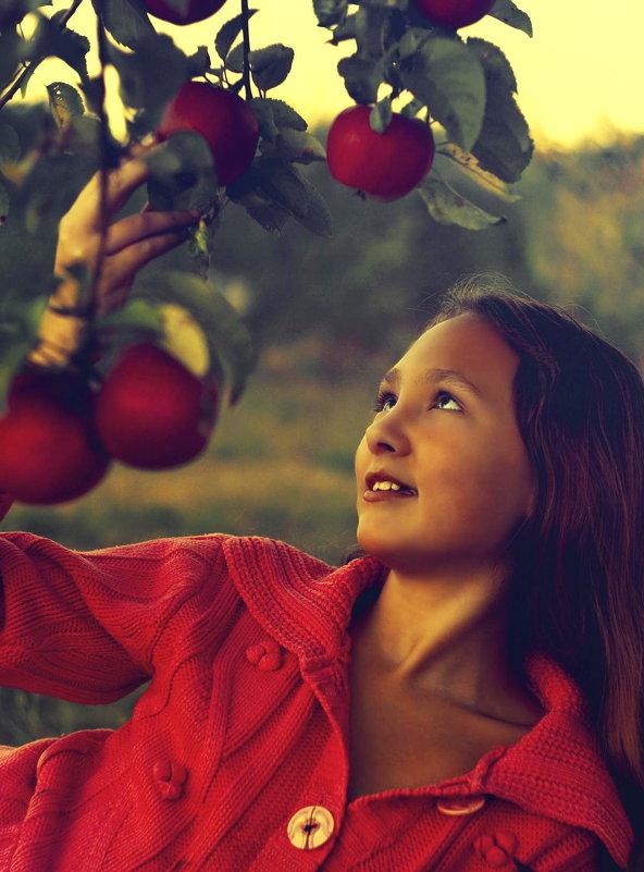 вечернее яблочко - Viktoriya Bilan