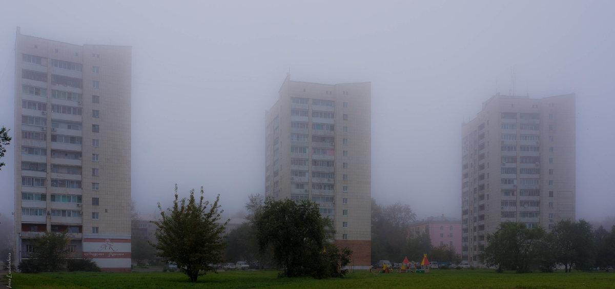 Утро туманное! - Ирина Антоновна