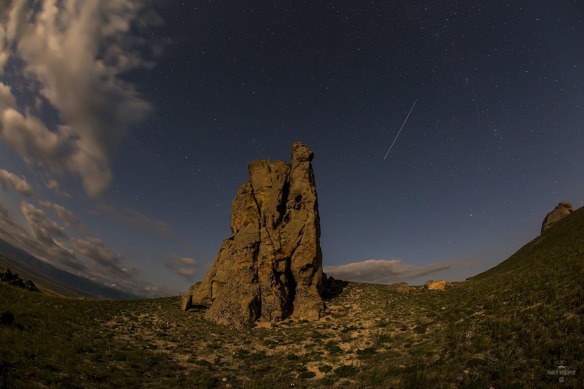 Ночь в Баргузинской долине - Павел Федоров