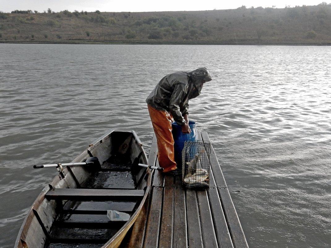 Рыбак - Владимир