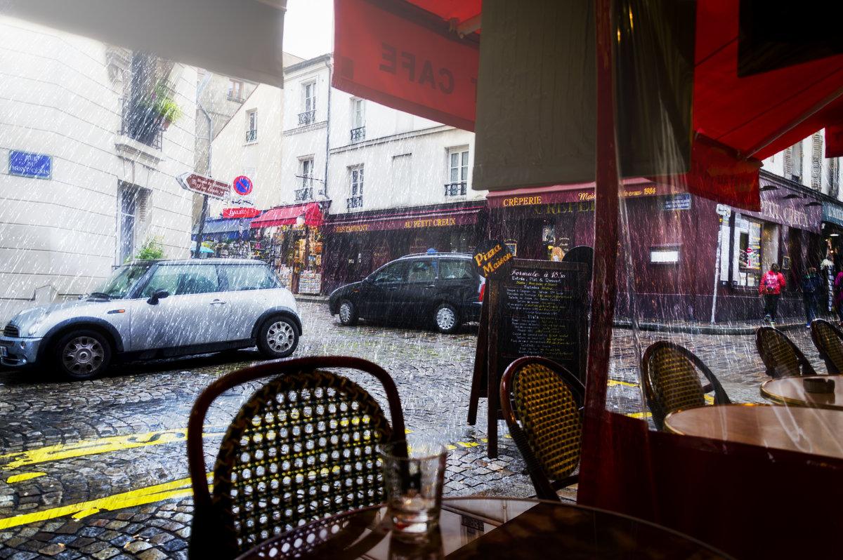 Дождь в Париже - Valery