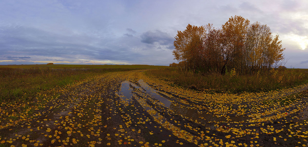 Я с осенью в ладу 4 - Сергей Жуков