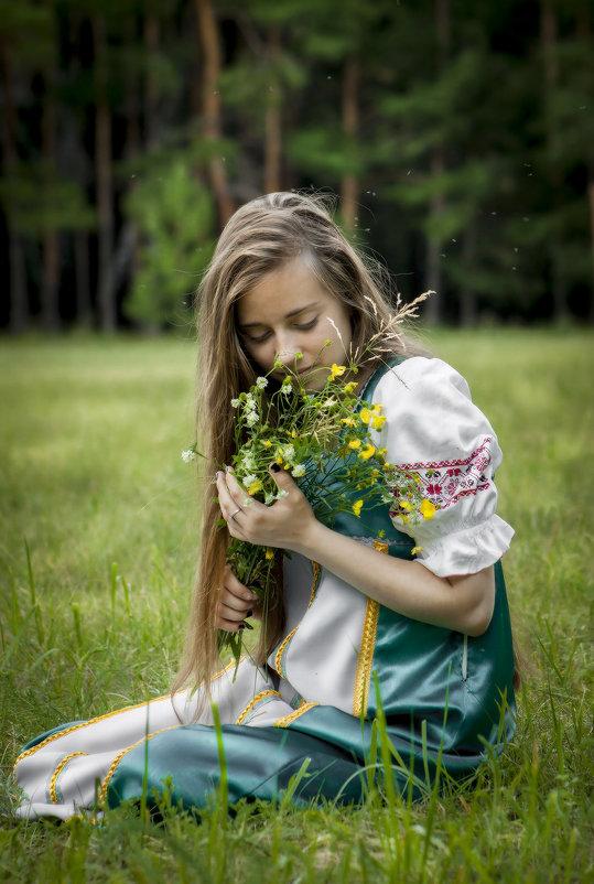 Запах леса - Инесса Янцен