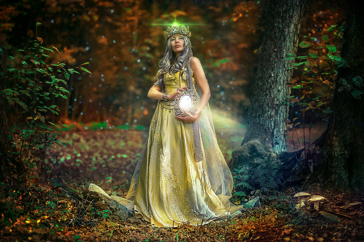Царица Осень - Виктор Седов