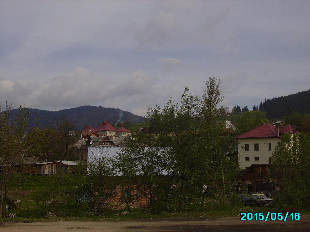 В  Ворохте - Андрей  Васильевич Коляскин