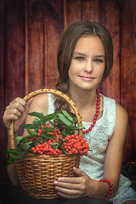 Русская краса - Виктория Дубровская