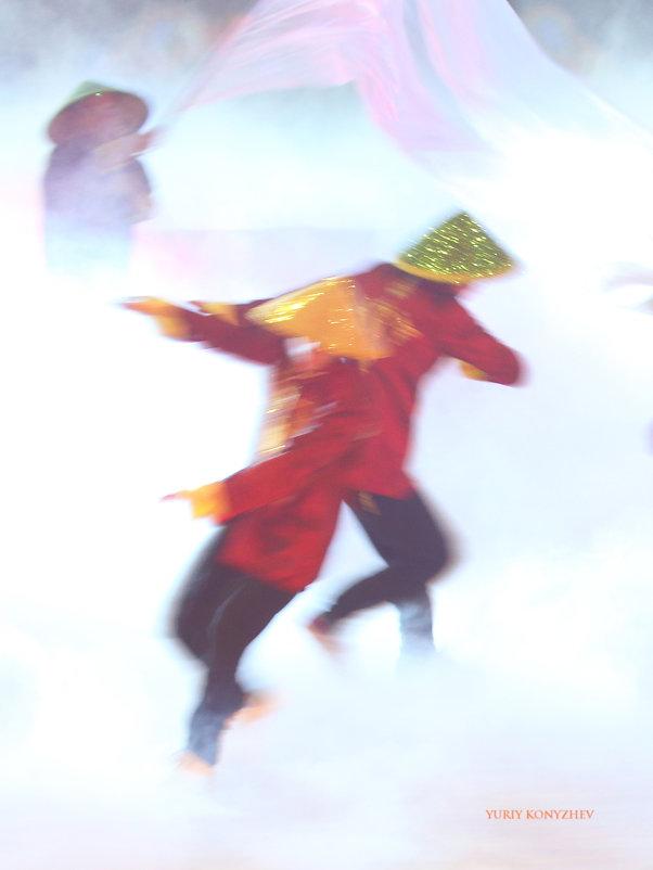 Образы будущей Олимпиады... - Yuriy Konyzhev