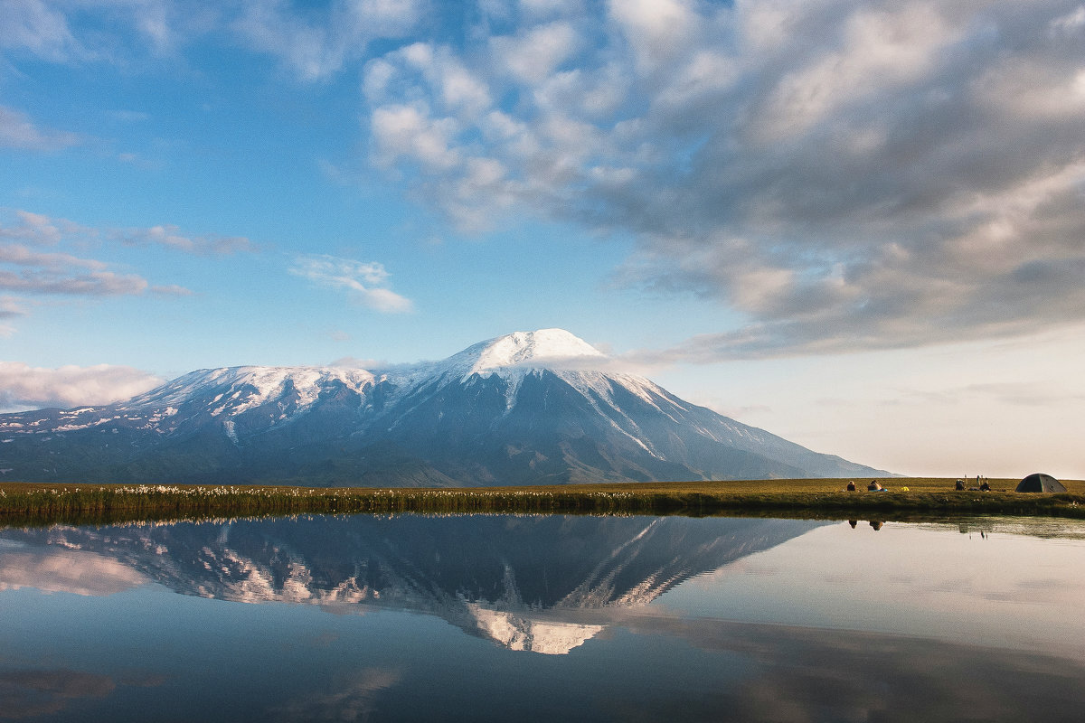 вулкан Толбачик - Сергей Погодаев