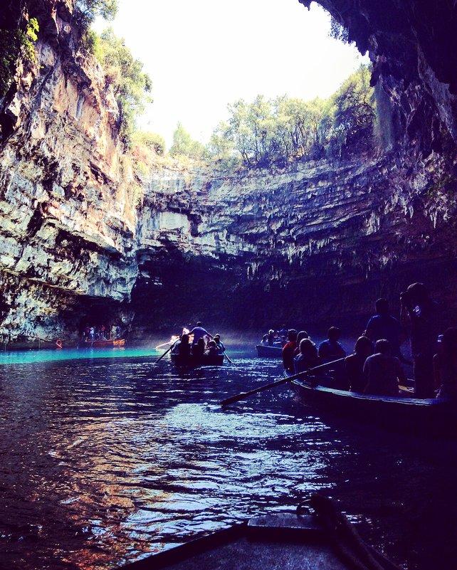 Пещеры - Олеся Сова
