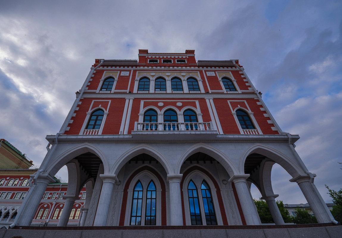 Административное здание в Йошкар-Оле - Сергей Тагиров