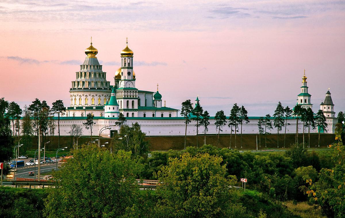 Новый Иерусалим, монастырь.... - Viacheslav Birukov