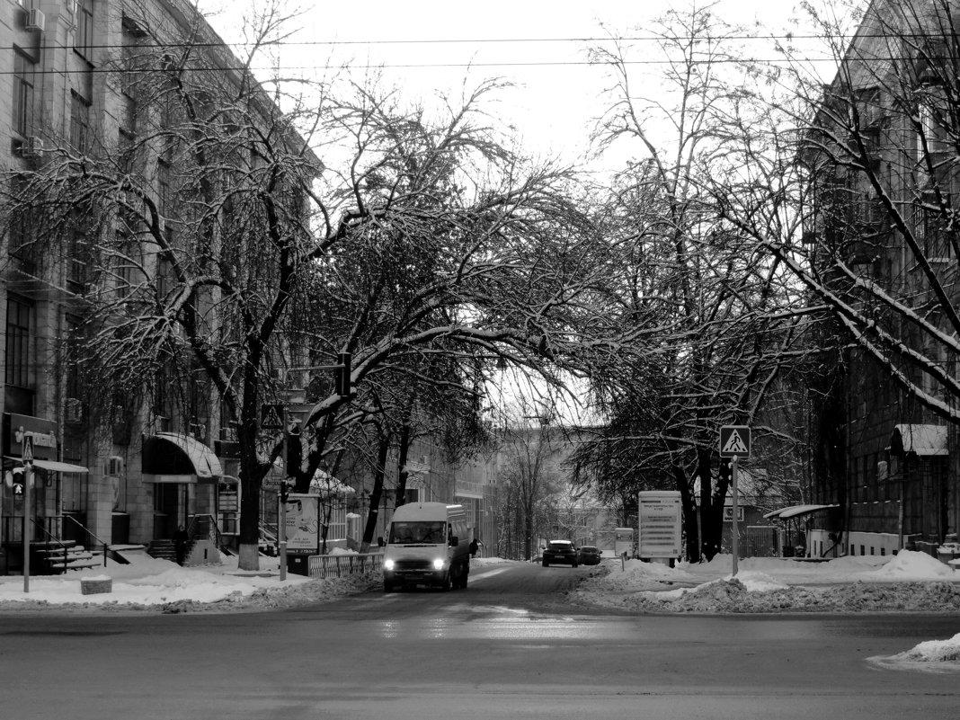 Зимний перекрёсток - Ирина Сивовол