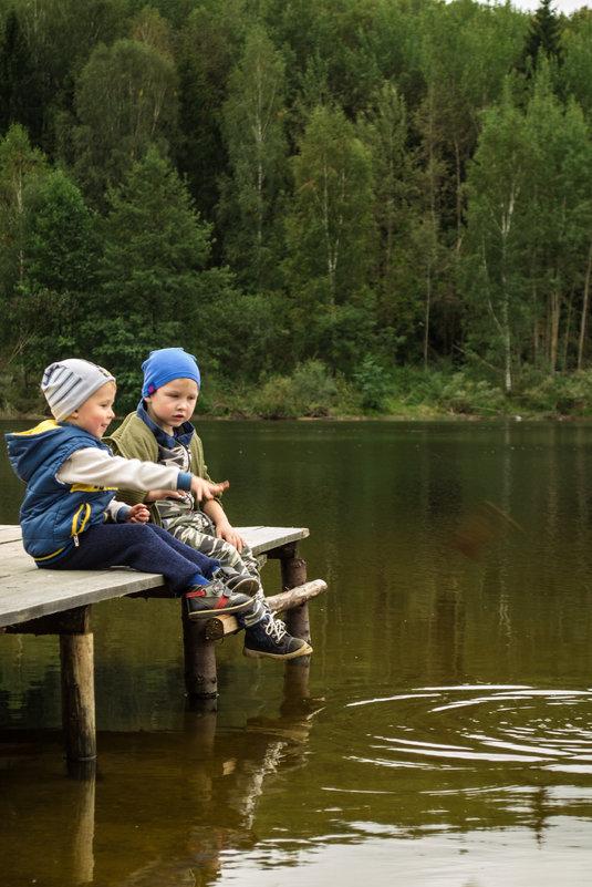 отдых на природе - Алексей Леухин