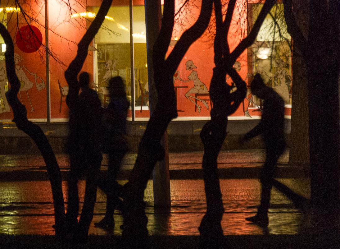 Вечерняя суета в городе N - Алексей (АСкет) Степанов