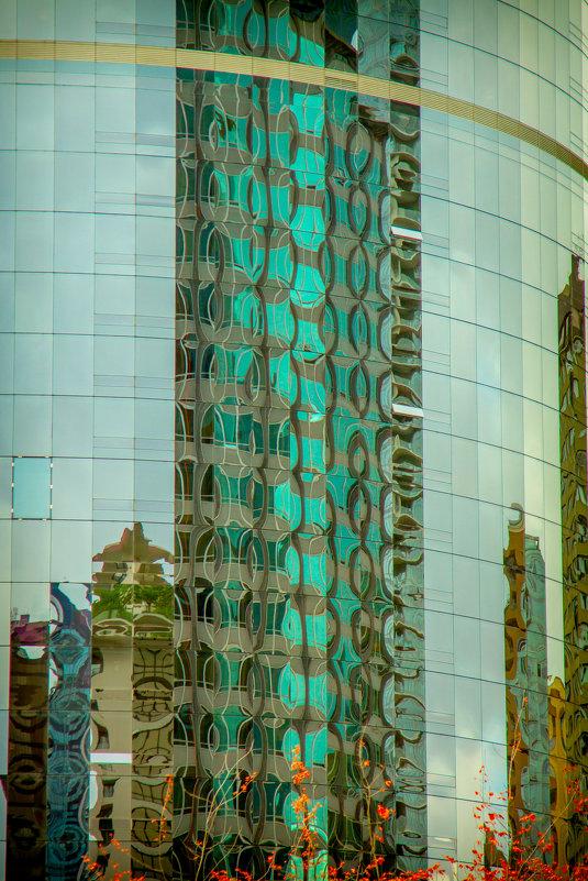 Осень в downtown - Владимир Gorbunov