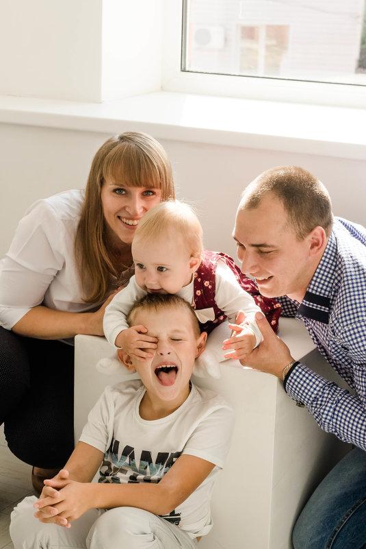 семья - Наталья Карпова