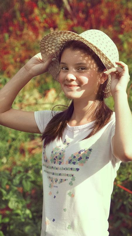Здравствуй осень! - Olga Rosenberg