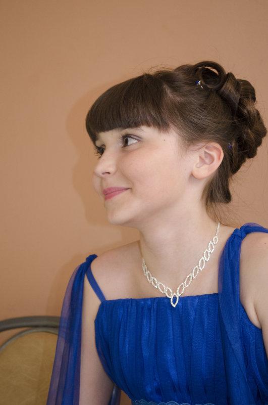 милая выпускница - Ольга Русакова