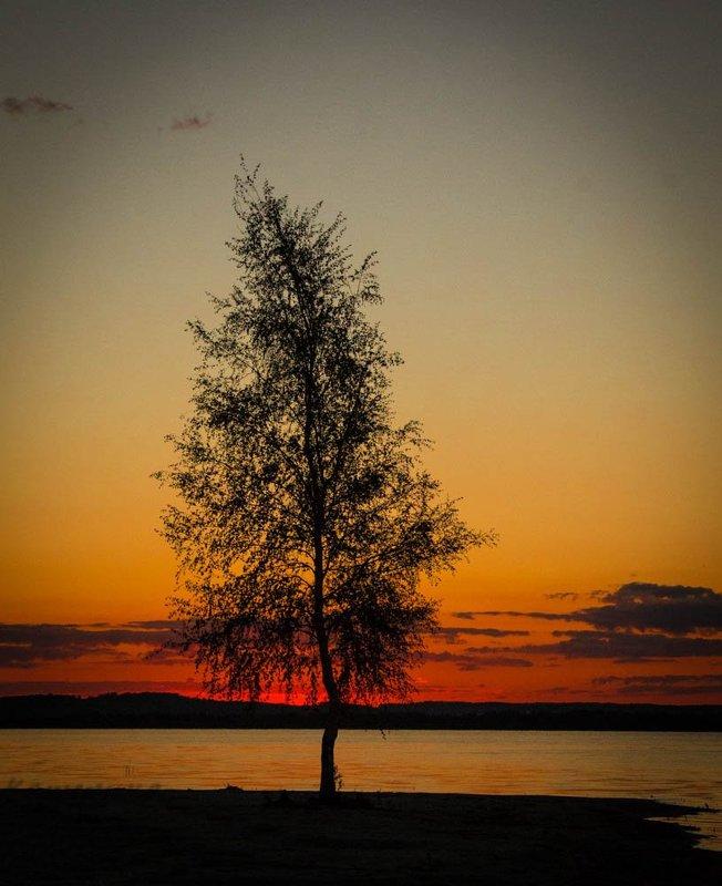Одиночество на закате - Катерина