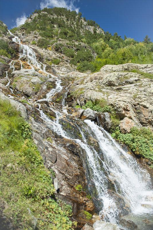 долина Махар (100 метровый водопад) - Евгений Khripp