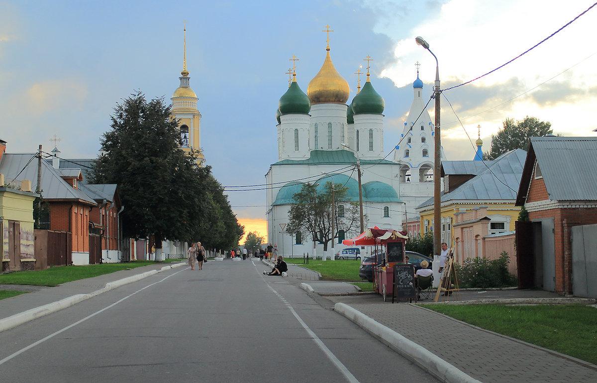 вечер в Коломне - Тарас Золотько