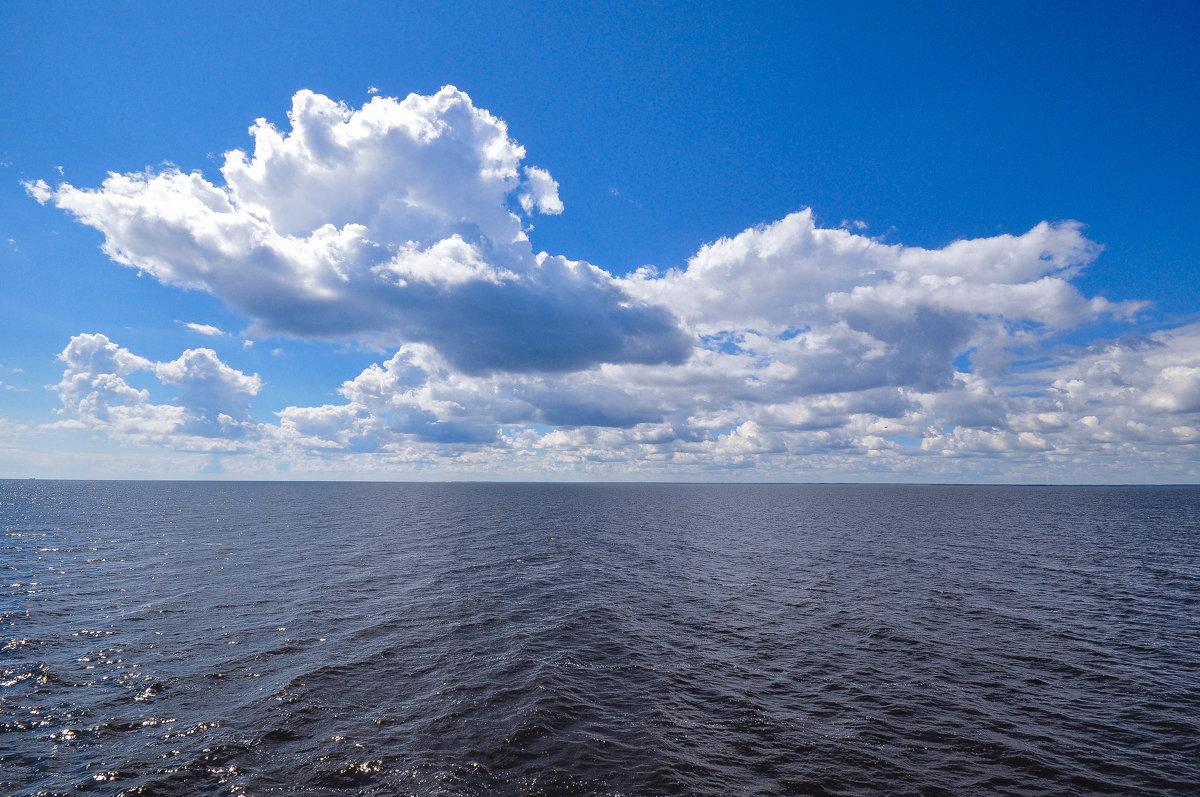 Бескрайнее Горьковское море - Сергей Тагиров
