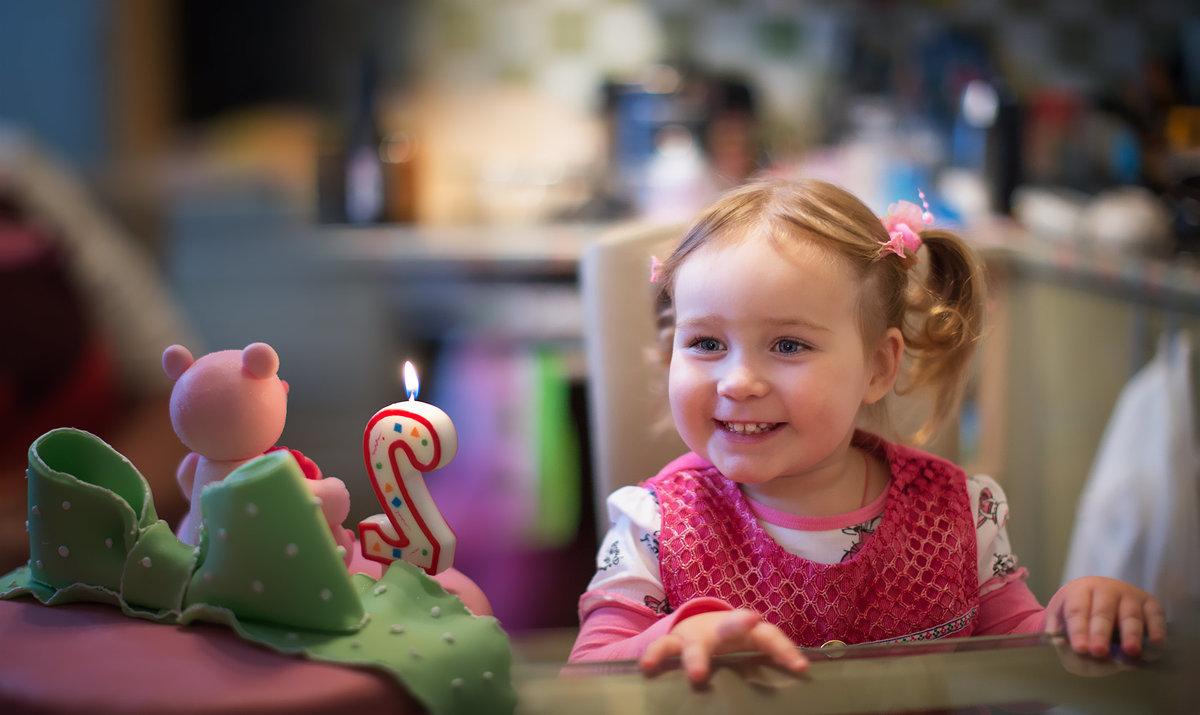 2-ой день рождения Анечки - Эльмира Суворова
