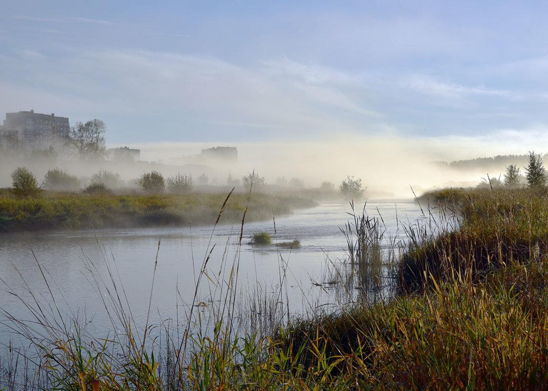 Утренний туман. - Наталья