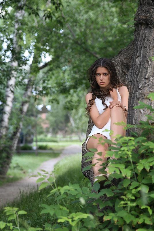 Портрет - Елена Буравцева