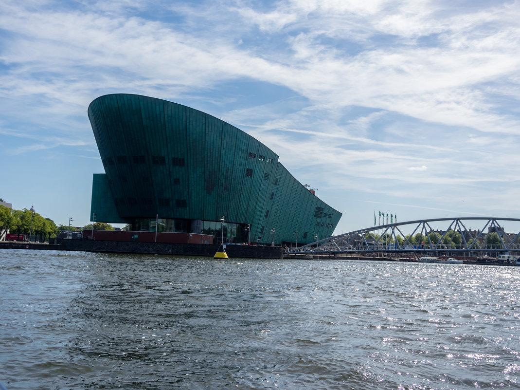 Амстердам, Морской музей - Witalij Loewin