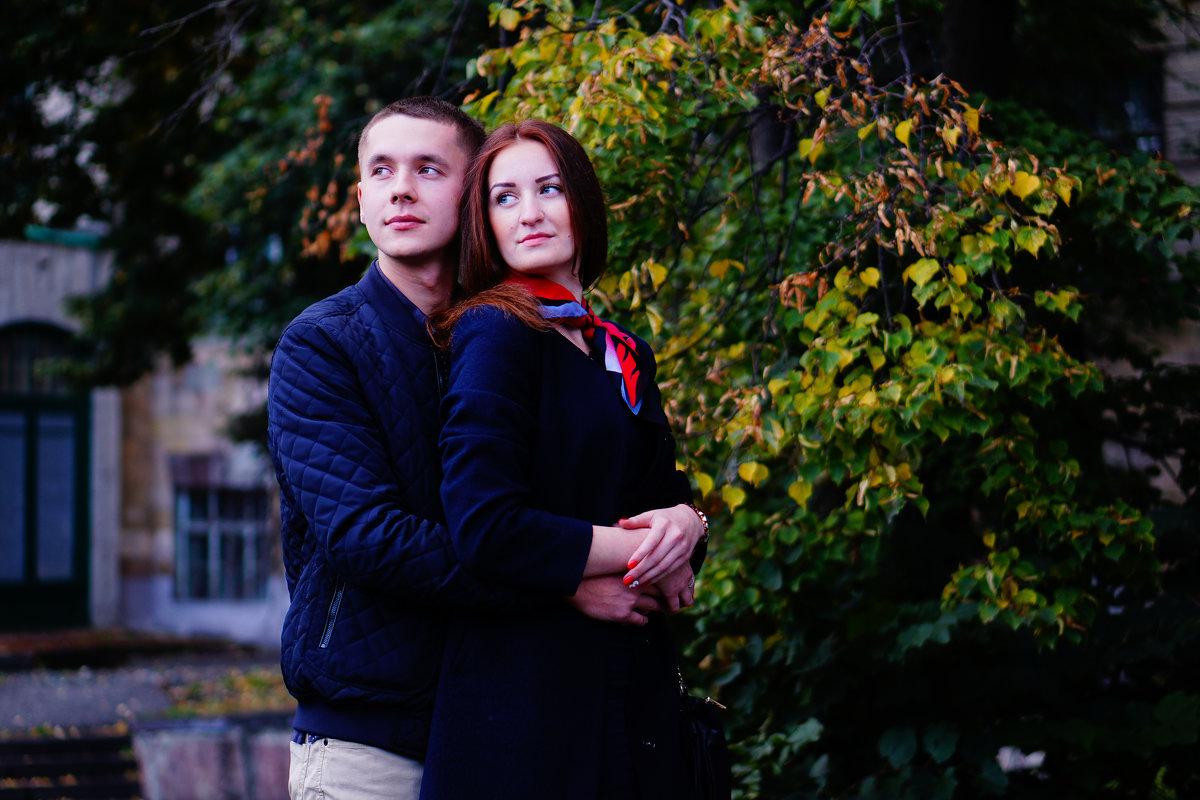 Аня и Денис - Анастасия Сидорова