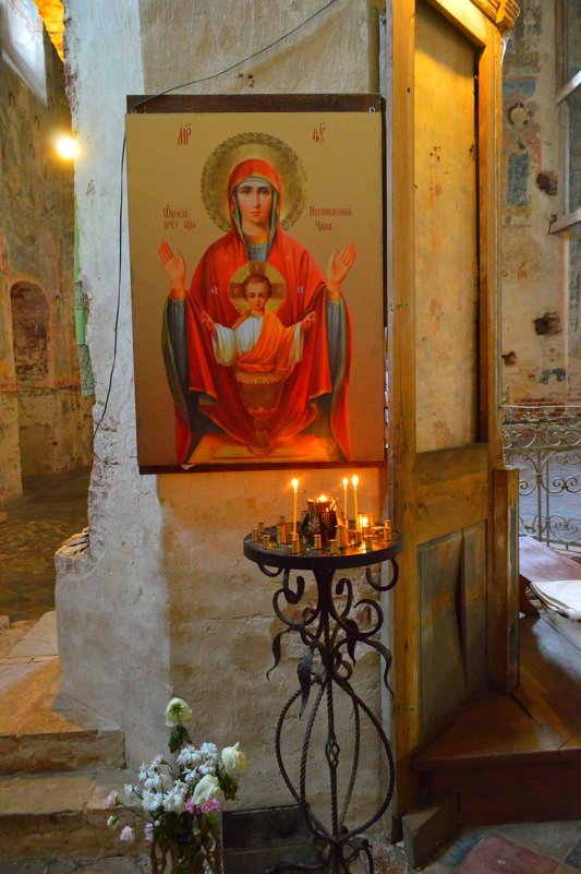 Михайло-Клопский монастырь. - Sergey Serebrykov