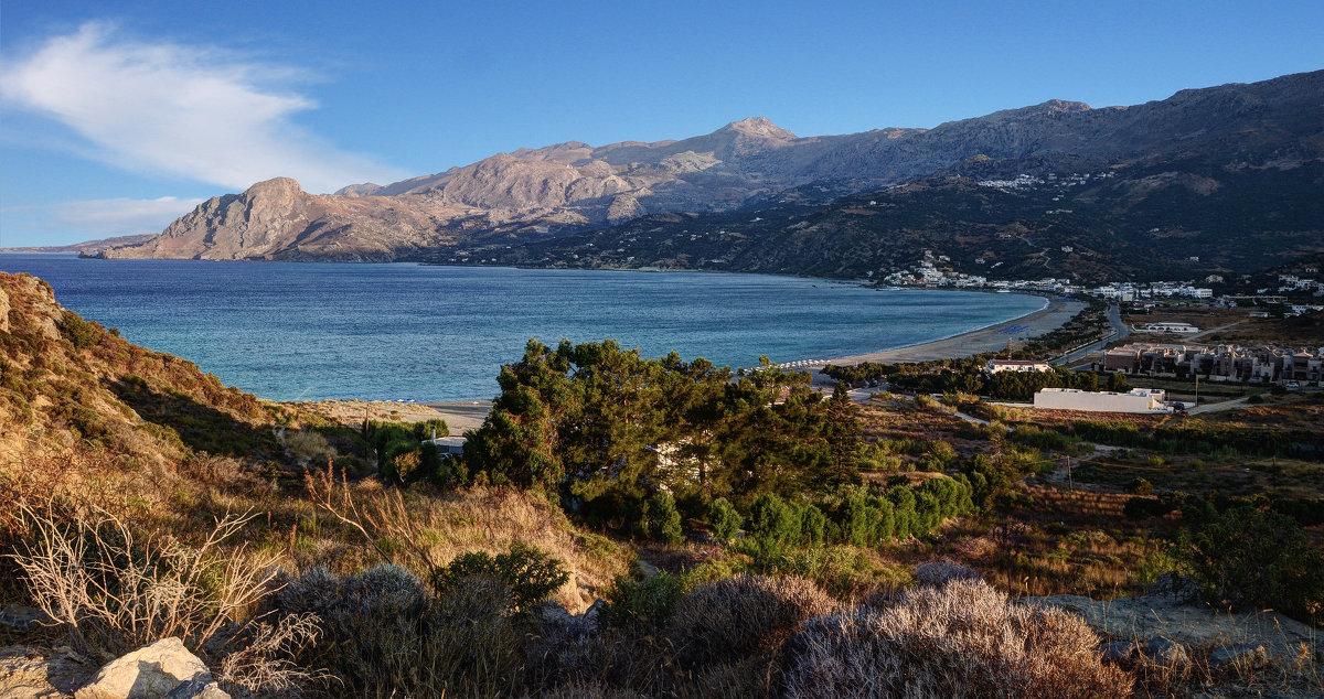 Плакиас, Крит - Priv Arter