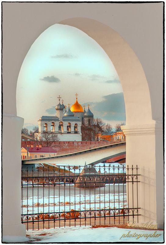 Великий Новгород - Леонид