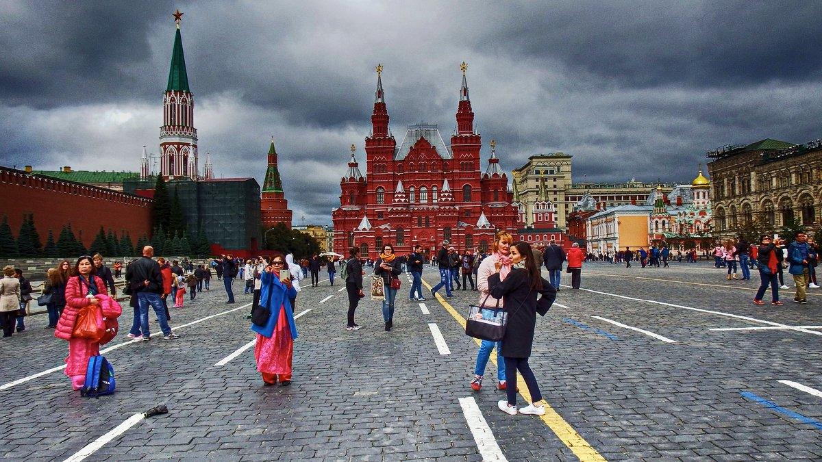 Москва – России краса. - Лара ***