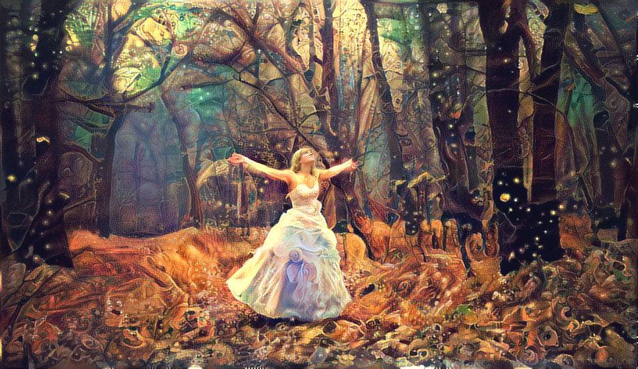 Волшебный лес - Paul B.