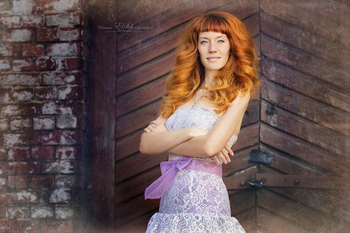 Катюша - Екатерина Щербакова