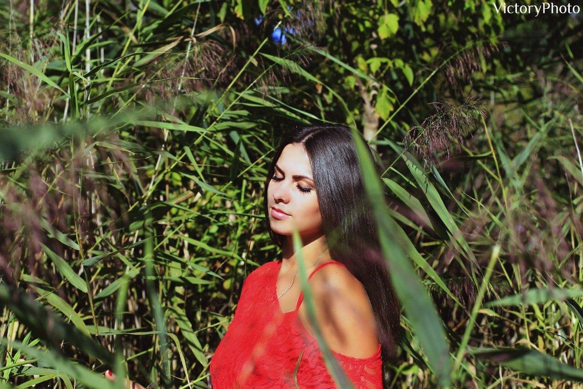 единение с природой - Виктория Левина