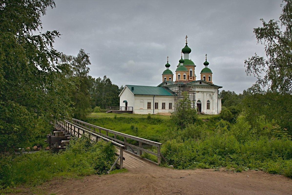 Смоленский собор - Константин