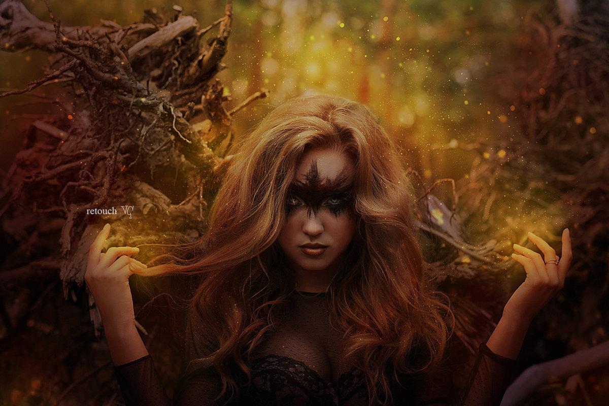 ведьма - Veronika G