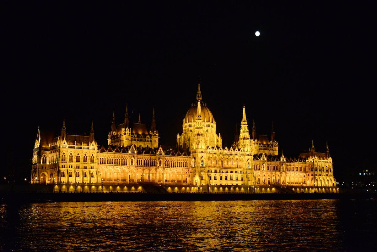 Венгерский парламент - mihail