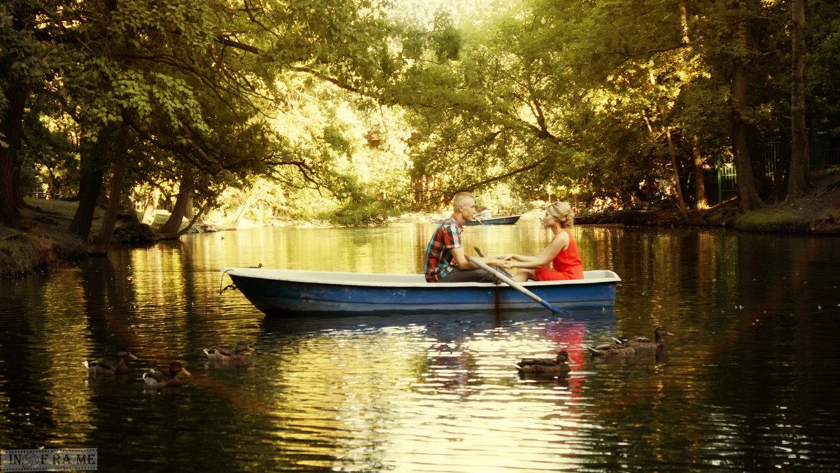 Прогулка на лодке - Anton Shumaev