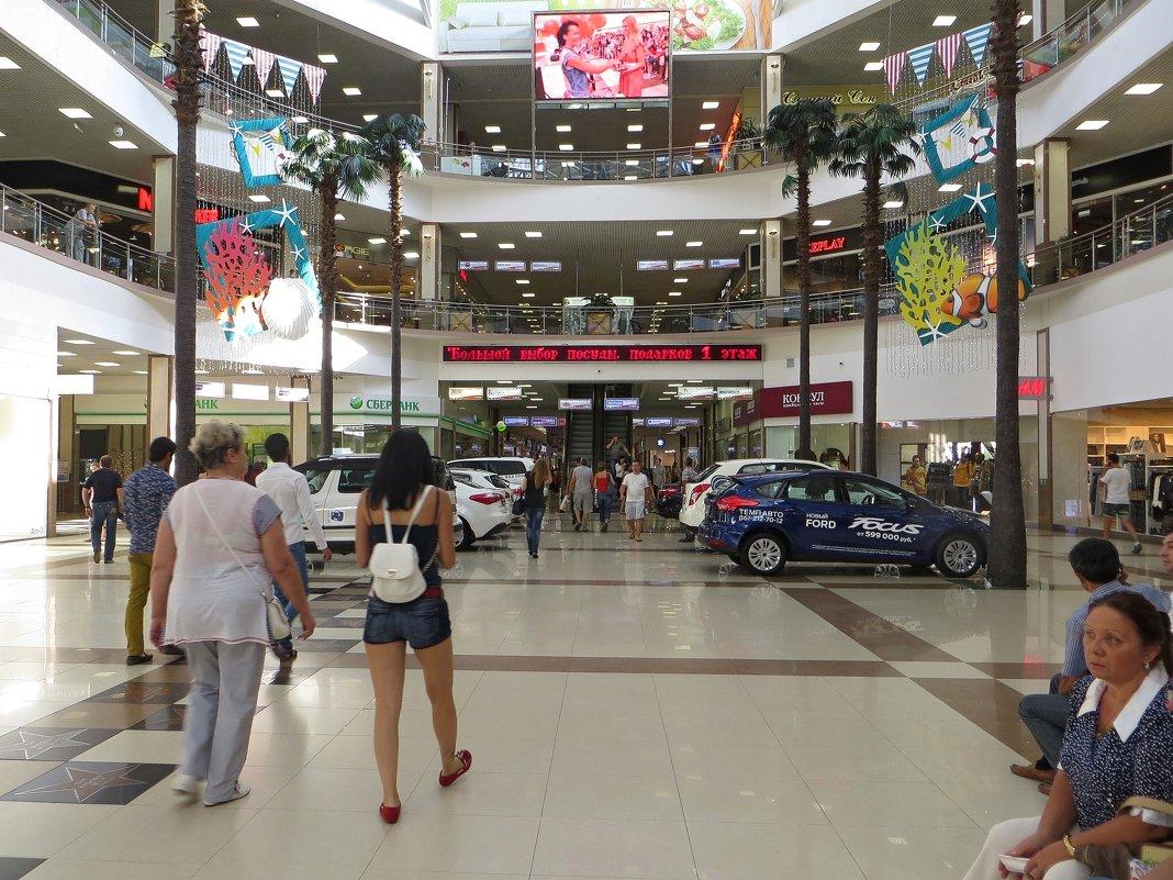 Мегацентр на Кубани. Можно погулять и отдохнуть - Татьяна Смоляниченко