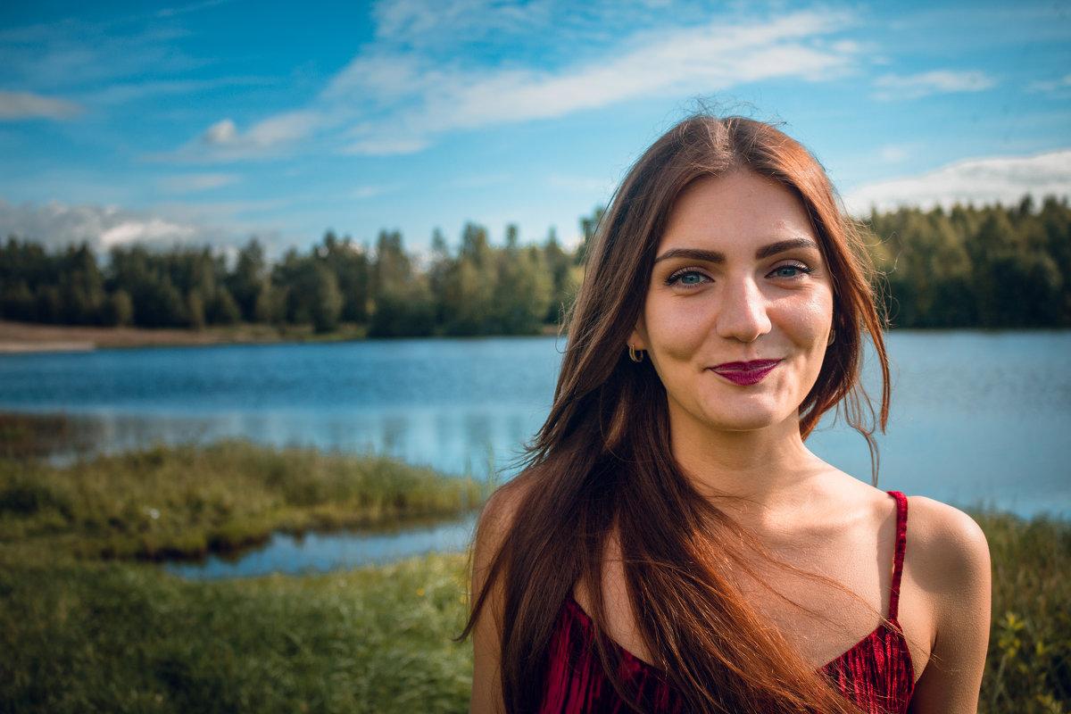 Девушка... - Олег Гаврилов
