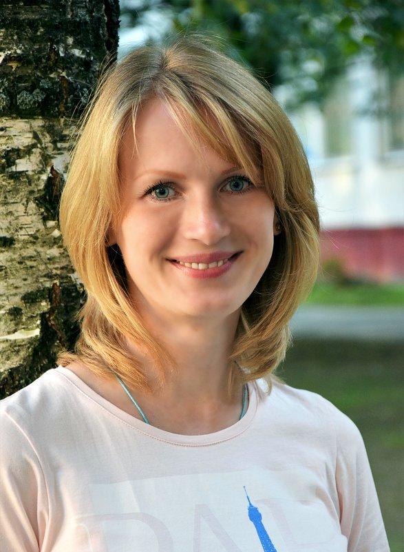 Портрет Елены - Анастасия Кулакова
