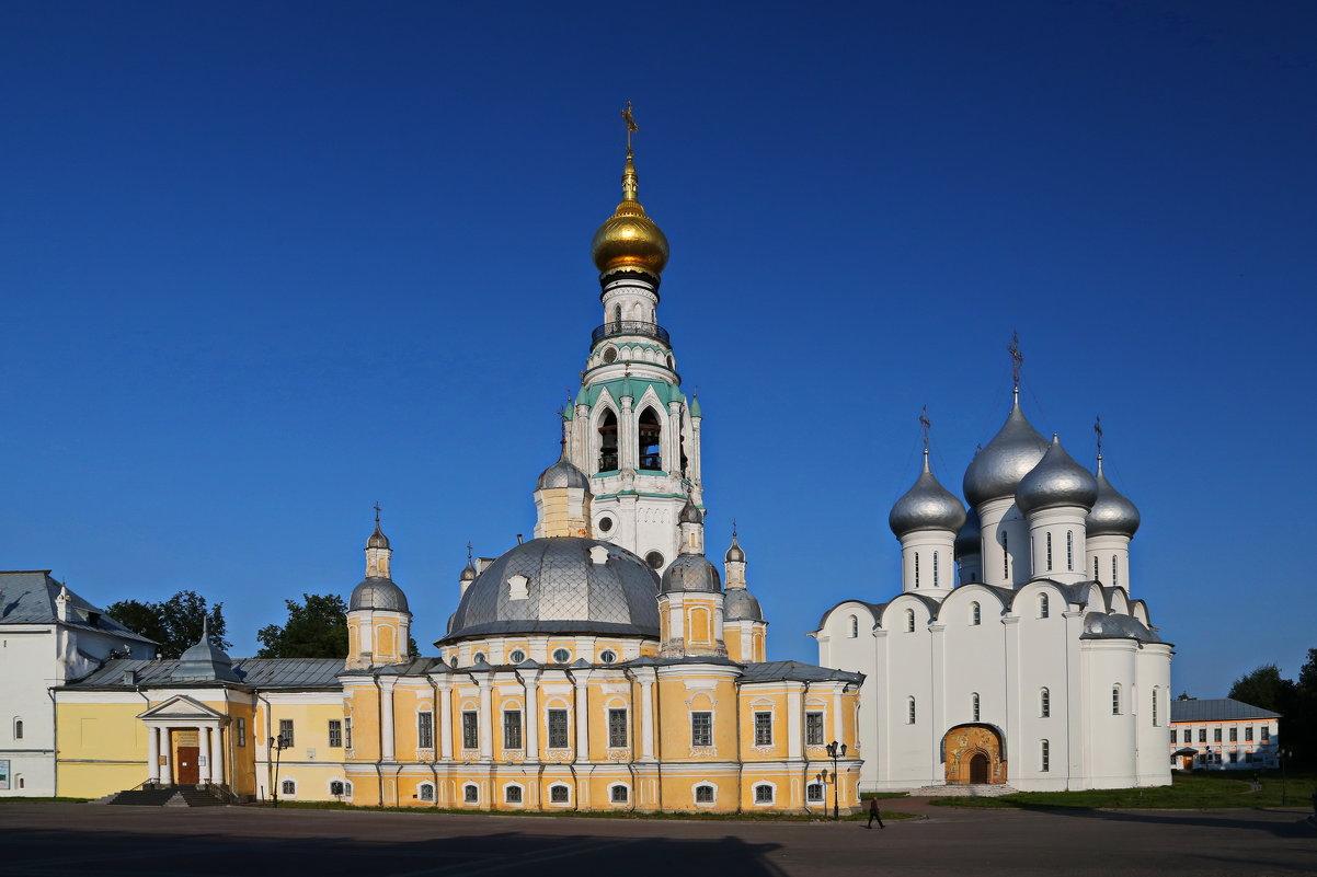 Вологодский Кремль - Александр Сивкин