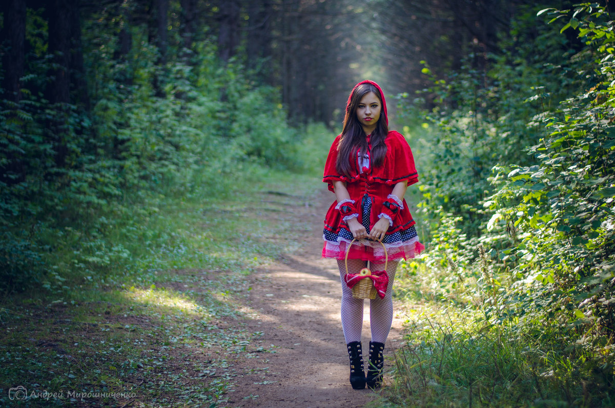 Красная шапочка - Андрей Мирошниченко