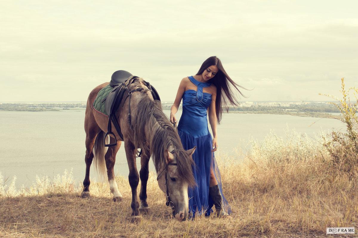 Прогулка с жеребцом - Anton Shumaev