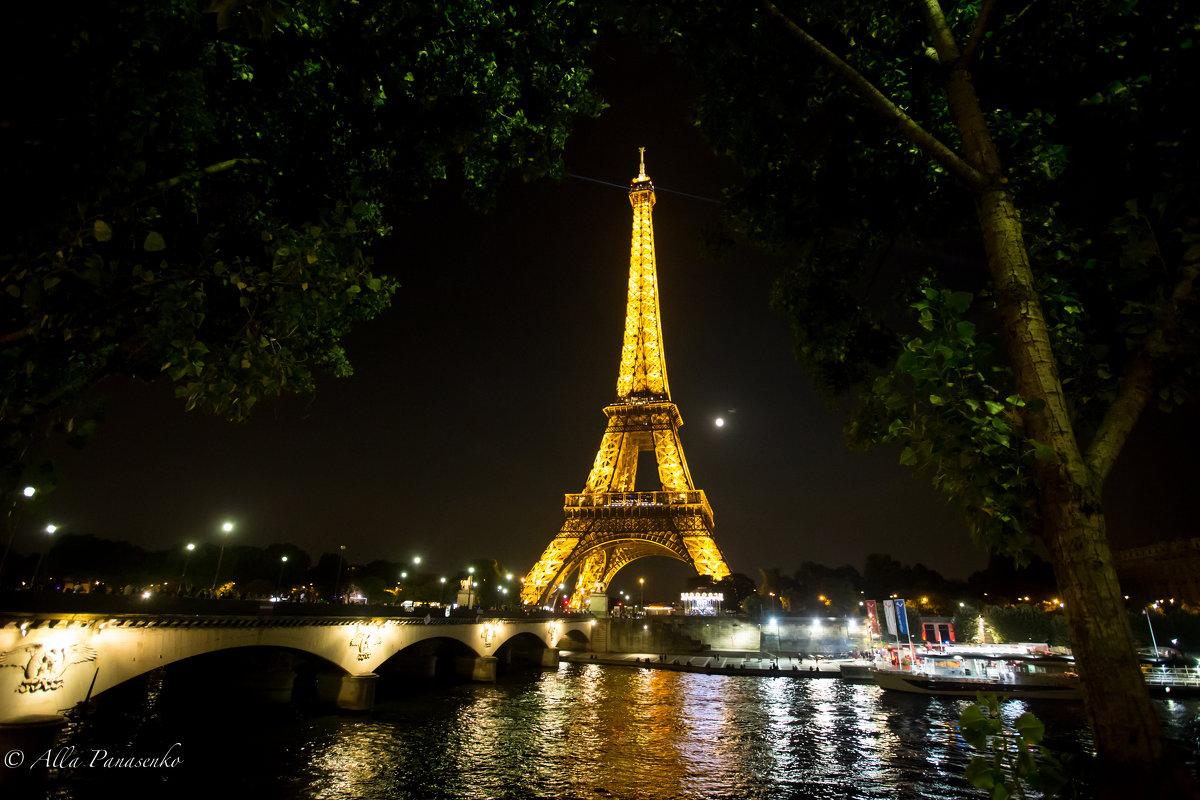 Париж мне будет сниться... - Алла Панасенко